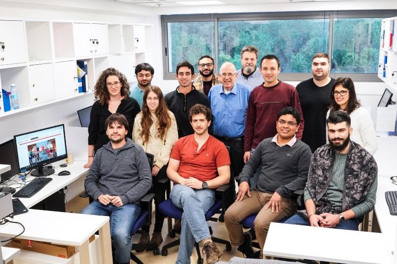 """קבוצת המחקר של ד""""ר שחר קוטינסקי"""