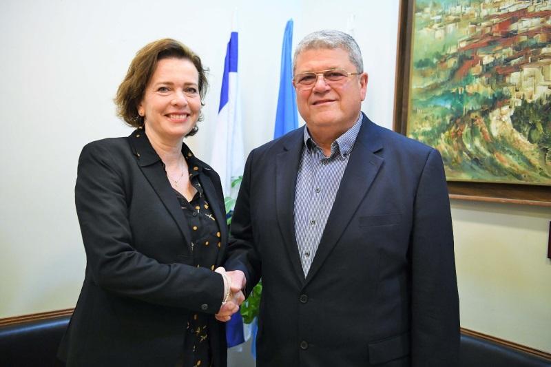 מנכ״ל חדש לעיריית חיפה-איתן שטיאסני