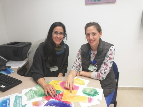 עינב ברב ואיה אברמוביץ פיתחו קלפים ככלי עזר בסדנאות לנשים עם דיכאון טרום לידה