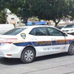 המשטרה עיכבה אמש לחקירה תושבת חדרה בחשד שנתנה לבנה בן ה 10 לנהוג ברכבה