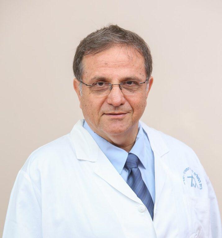 פרופ' יעקב בורנשטיין צילום באדיבות המרכז הרפואי לגליל