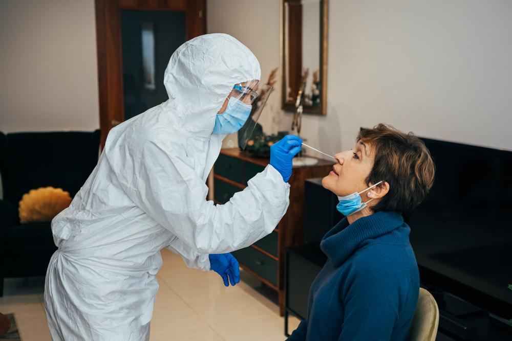"""חדש ברמב""""ם: בדיקות קורונה עד לבית"""