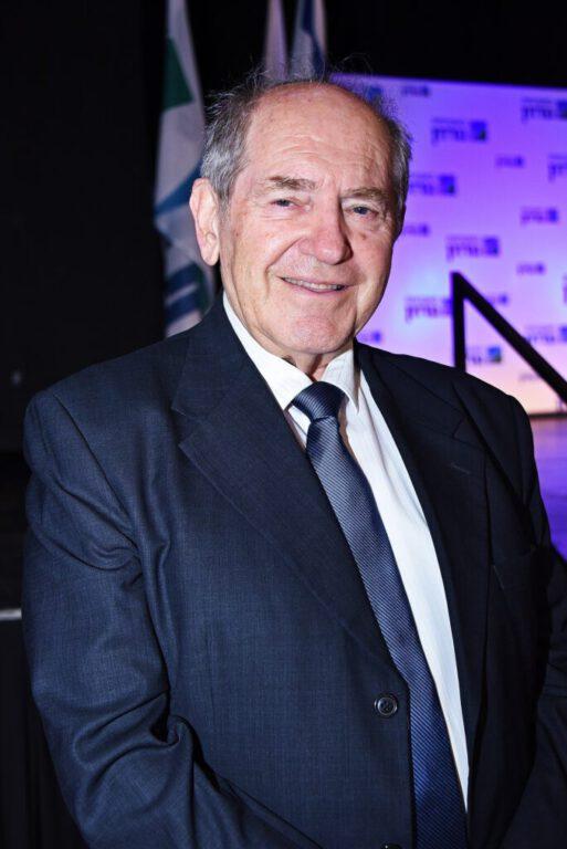פרופ' יחזקאל טלר, נשיא המכללה האקדמית גורדון להוראה. צילום דוד שי