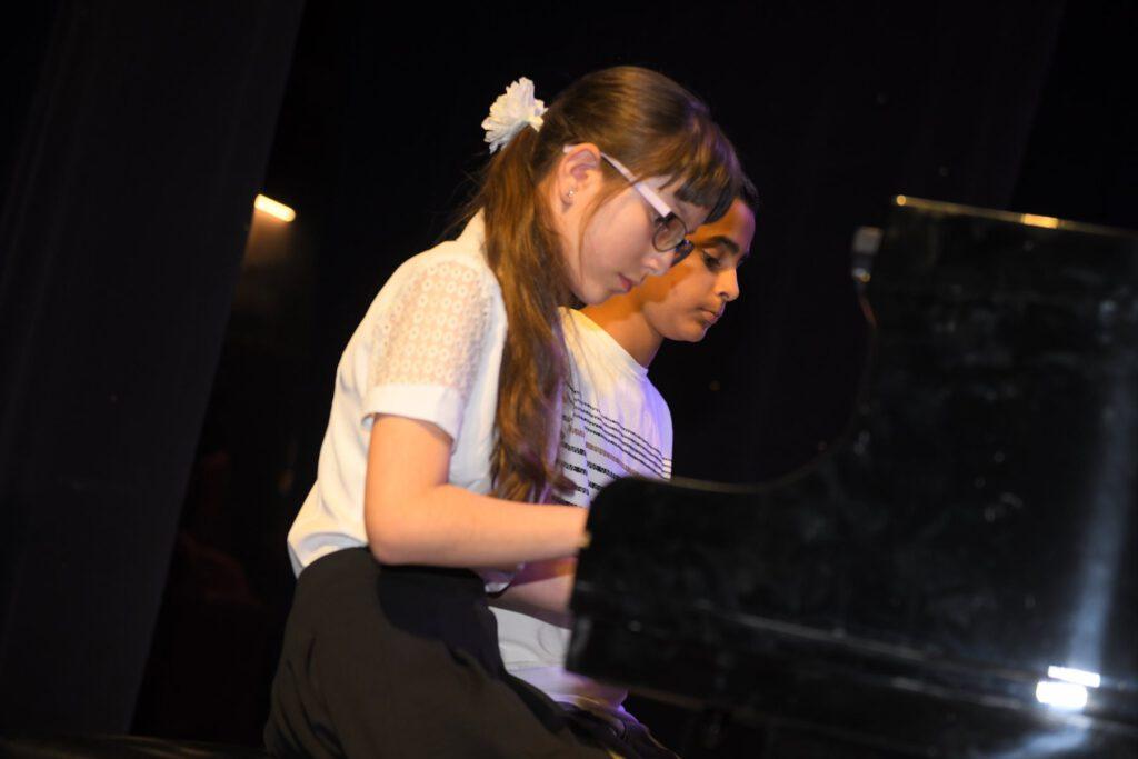 הנגנים הצעירים של הקונסרבטוריון בנוף הגליל גרפו את המקומות הראשונים בתחרות כישרונות בינלאומית