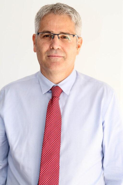 גור אלרואי רקטור אוניברסיטת חיפה