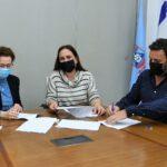 """הסכם היסטורי נחתם בין עיריית חיפה והחברה הממשלתית למתנ""""סים"""