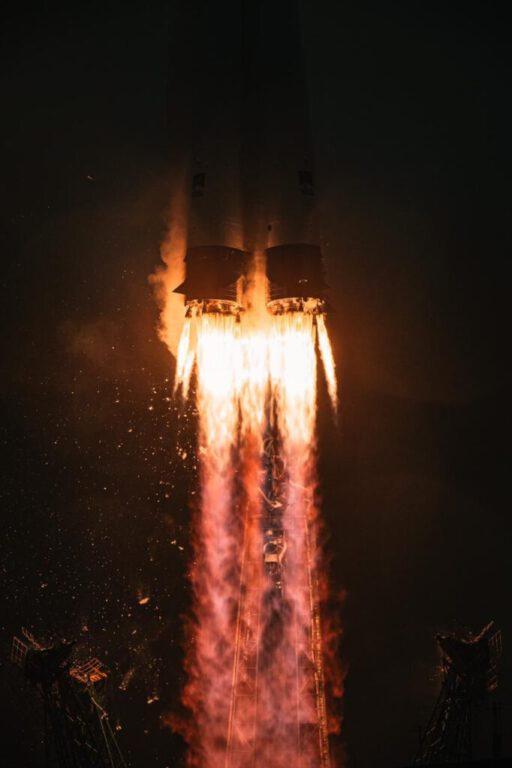 """הבוקר המריא לחלל פרויקט """"אדליס-סמסון"""""""
