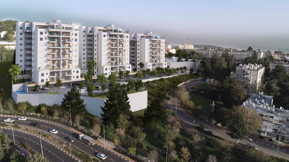 1500 דירות חדשות בנוף הגליל