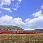 תנועת רכבות הנוסעים במהלך חג הפסח