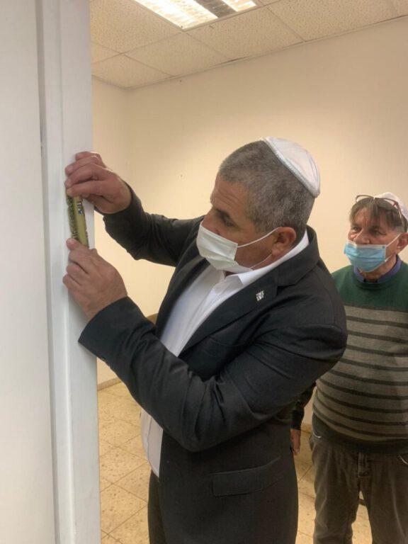 מהיום יש למתמודדים עם המחלה ולמתנדבים שעושים עבודת קודש, בית חם ונעים שישמש לפעילות תמיכה״