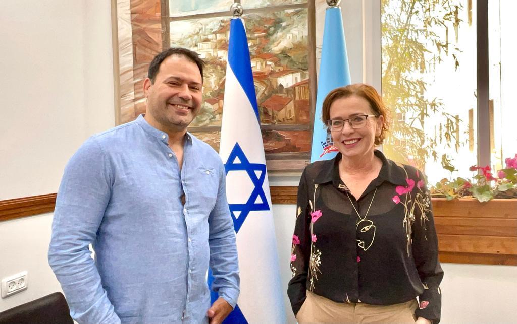 """אלפי ספורטאים מרחבי העולם יגיעו בקיץ הבא לחיפה, על מנת לקחת חלק במשחקי """"המכביה"""""""