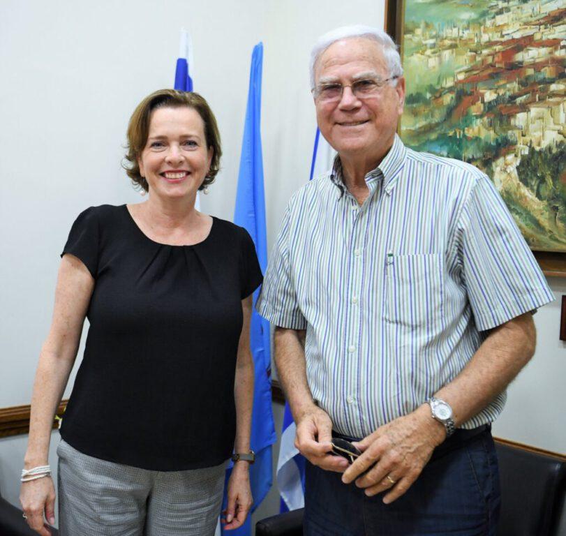 בקרוב בחיפה: רחוב יעקב שחר ורחוב רובי שפירא