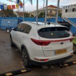 כוחות מילואים ושוטרי משמר הגבול של משטרת ישראל עצרו חשוד שלא הוציא רישיון מעולם בגניבת רכב מזכרון יעקב