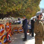 יום הזיכרון לחללי מערכות ישראל ולנפגעי האיבה