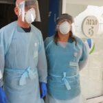 חולה הקורונה האחרון שוחרר היום מהמרכז הרפואי העמק מקבוצת הכללית