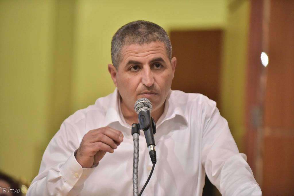 ראש עיריית נהריה רונן מרלי
