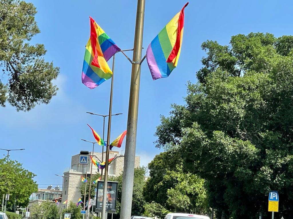 נשלמות ההכנות לקראת מצעד הגאווה ה – 14 של חיפה: