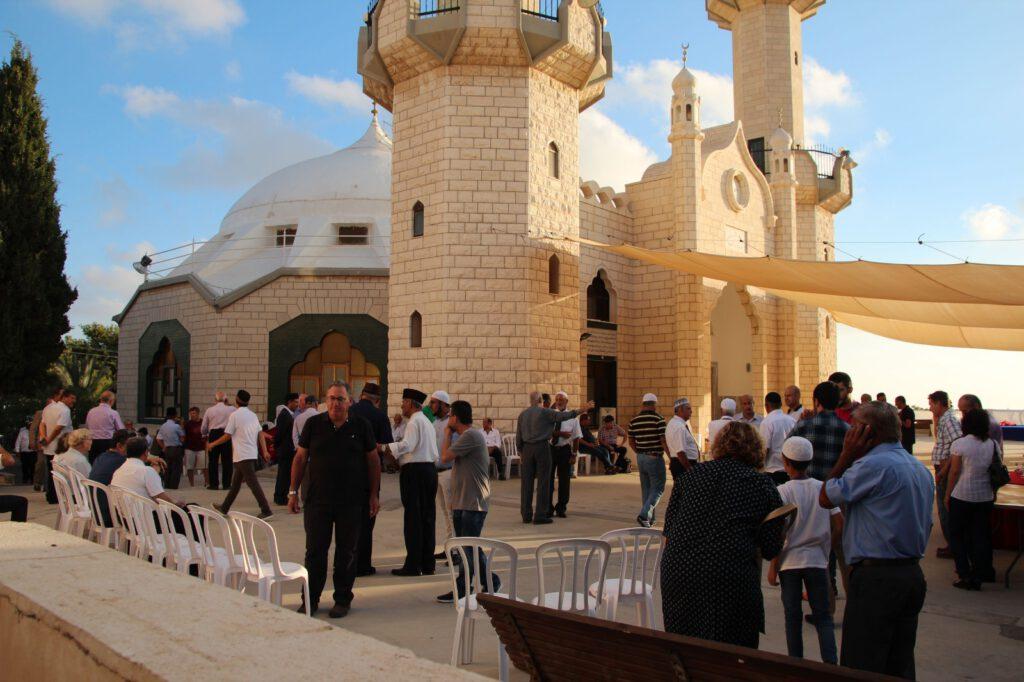 צילום ארכיון: כנס העדה קרדיט דוברות עיריית חיפה