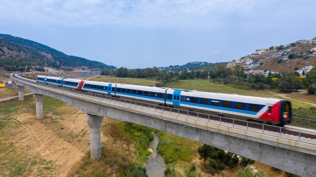 רכבת העמק קרדיט רכבת ישראל