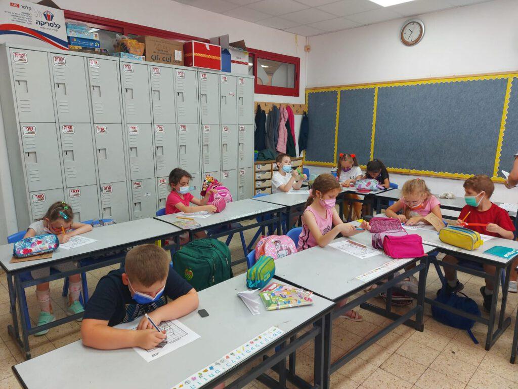 """כ-500 תלמידים מנוף הגליל משתתפים בתוכנית """"סאמר סקול"""" – לימודי אנגלית בקיץ"""