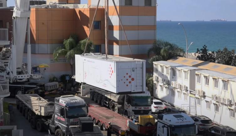 """תכנית מקיפה לבניה מחדש של מכון ה MRI של רמב""""ם"""