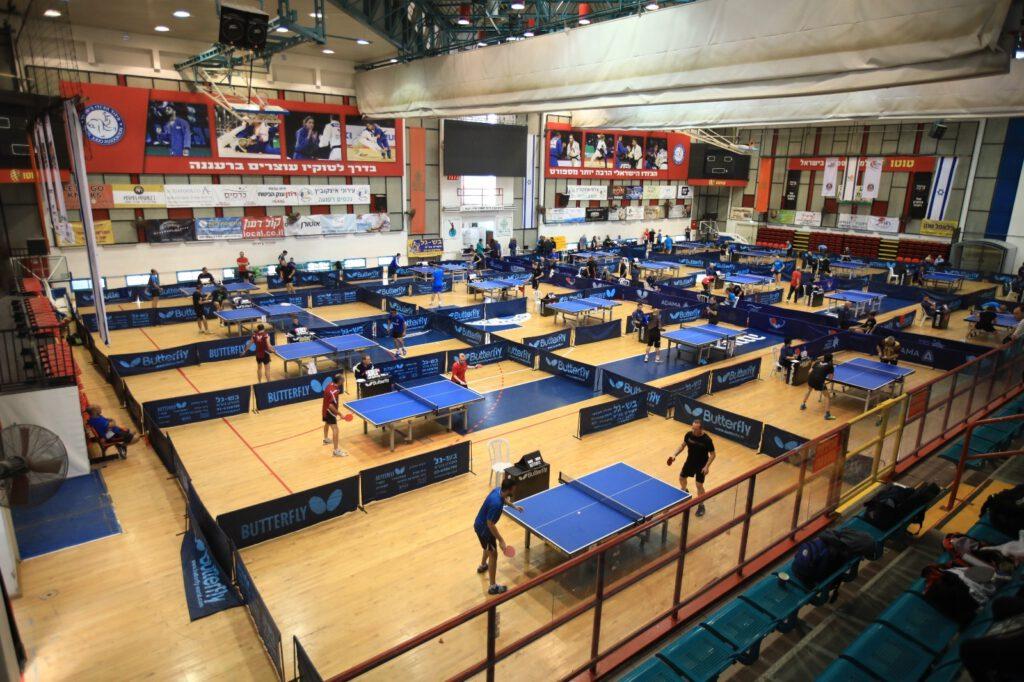אליפות ישראל בטניס-שולחן לשנת 2021