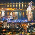 בנמל חיפה התחילו הצילומים של העונה הרביעית של נינג׳ה ישראל