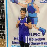 מדליית ארד למועדון ׳מכבי סליבא חיפה׳ באליפות אירופה באגרוף לנערים שהתקיימה בבוסניה
