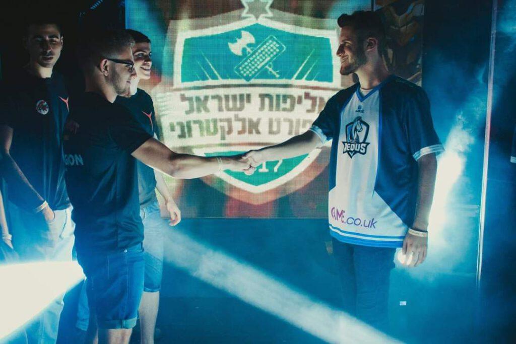 תחרות גיימינג בחיפה