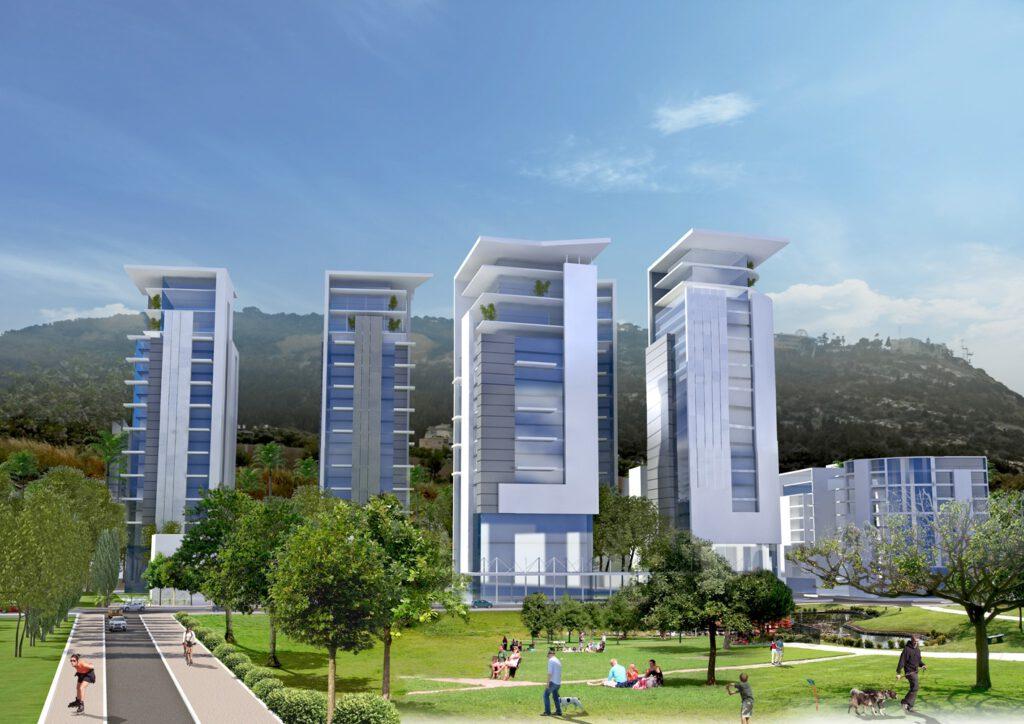 אושרה תכנית פינוי-בינוי שנייה בשכונת בת-גלים בחיפה, המציעה הקמת 725 יחידות דיור חדשות